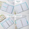 A5 2022 Diary Weekly Planner English Version Agenda Spiral Organizer Notebook Goals Habit Schedules Stationery School Supplies preview-6
