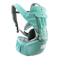 Ergonomic Baby Carrier Infant Kid Baby Hipseat Sling Front Facing Kangaroo Baby Wrap Carrier for Baby Travel 0-36 Months preview-1