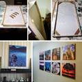 DIY Wood Frame For Stretched Canvas Paintings Ready To Hang On Wall Art Separate Frame For Posters And Prints Oil Painting preview-5