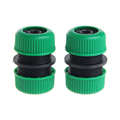 1 Pcs 1/2' Hose Connector Garden Tools Quick Connectors Repair Damaged Leaky Adapter Garden Water Irrigation Connector Joints preview-6