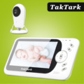 TakTark 4.3 inch Wireless Video Baby Monitor Sitter portable Baby Nanny Security Camera IR LED Night Vision intercom preview-6