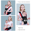 Disney 0-48 Month Baby Carrier Multi-Function Ergonomic Kangaroo Baby Sling Ergonomic Front Facing Infant Baby Hip Seat Carrier preview-3