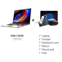 Silver 6GB 128GB