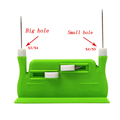 Useful Hand Needle Threader with 5pcs Sewing Needle Threader DIY Needlework Sewing Tools Needles Insertion Accessories preview-3