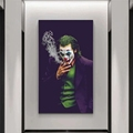 Joker Joaquin Phoenix Canvas Painting Comics Movie Posters And Prints Cuadros Wall Art Pictures For Living Room Home Decoration preview-4