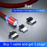 3 in 1 Red
