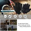 NEWBOLER Shockproof GEL Pad Cycling Gloves Half Finger Sport Gloves Men Women Summer Bicycle Gym Fitness Gloves MTB Bike Gloves preview-5