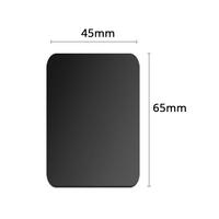 1PCS Black 45x65