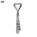 New 8cm Wide Cartoon Tie For Men Women Funny Anime Print Fashion Daily Wear Shirt Accessories Business Wedding Party Necktie preview-1