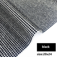 black 20x24cm
