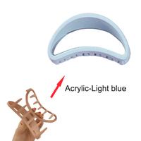Acrylic-Light blue