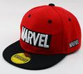 Cool Marvel LOGO Kid's Baseball Cap Avengers 2021 Spiderman Captain American Flat brim Hat Boys Girls Baby Children Caps preview-3