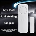 Door Window Wireless Burglar Alarm with Magnetic Sensor Home Safety Wireless Longer System Security Device White Wholesale preview-1