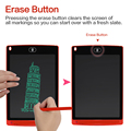 """Sunany drawing tablet 8.5"""" lcd writing tablet electronics graphics tablet drawing board Ultra Thin Portable Hand writing Gifts preview-3"""