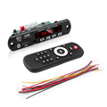 Mini Car MP5 Player Decoder Module USB TF MP3 WAV Lossless Decoding Diy Kit Electronic Video Audio output decoder Board preview-5