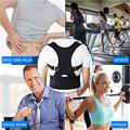 Aptoco Magnetic Therapy Posture Corrector Brace Shoulder Back Support Belt for Men Women Braces & Supports Belt Shoulder Posture preview-4