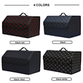 Multipurpose Collapsible Car Trunk Storage Organizer With Lid Portable Car Storage Bag Car Trunk Organizer preview-5