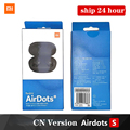 Xiaomi Redmi Airdots S Bluetooth Earphones TWS Wireless Bluetooth Earphone AI Control Gaming Headset With Mic Noise Reduction preview-2