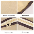 Thickened Non-woven Quilt Storage Bag Clothes Storage Box Travel Portable Storage Box Folding Closet Organizer ForPillow Blanket preview-5