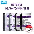 """Western Digital WD Purple Surveillance HDD 1TB 2TB 3TB 4TB SATA 6.0Gb/s 3.5"""" Hard Drive for cctv Camera AHD DVR IP NVR preview-1"""