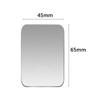 1PCS Silver 45x65