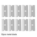 10pcs metal blade