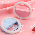 1PCS Round Shape On Ring Light on Camera Selfie LED Camera Light with 36 LED for Smart Phone Camera preview-6