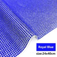 royal blue 24x40cm