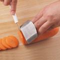 Adjustable Stainless Steel Finger Protector Guard Safe Slicer Kitchen Must Have!  preview-1