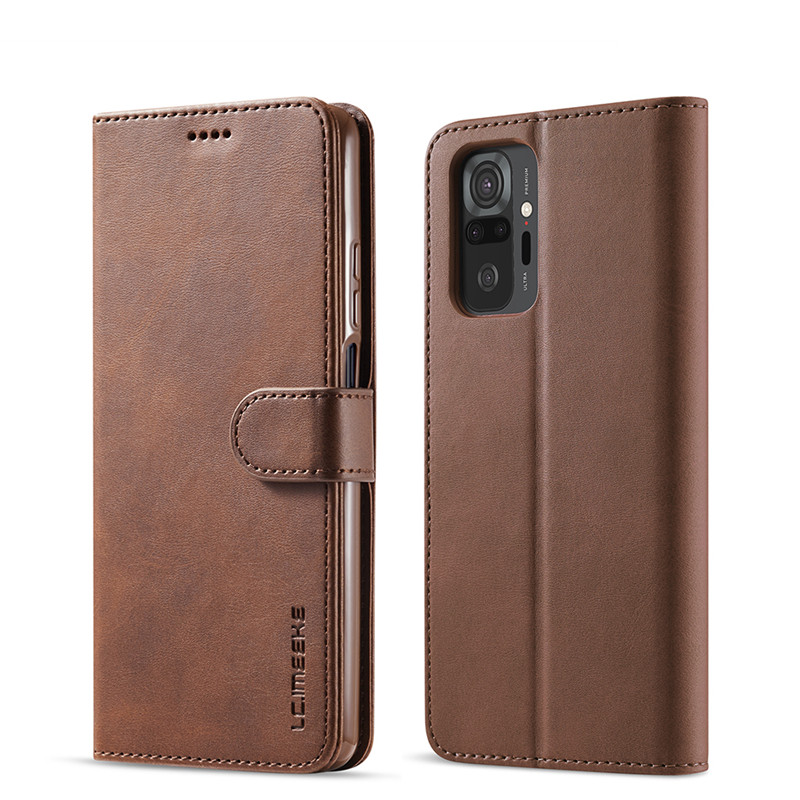 Phone Case For Redmi Note 10 Pro Case Leather Vintage Wallet Case On Xiaomi Redmi Note 10 5G Case Flip Cover On Redmi Note10 10s