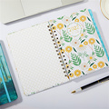 A5 2022 Diary Weekly Planner English Version Agenda Spiral Organizer Notebook Goals Habit Schedules Stationery School Supplies preview-4