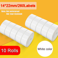 10 Rolls 14x22mm