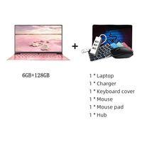 Pink 6GB 128GB