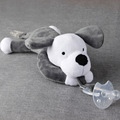 Baby Cute Cartoon Pacifier Chain Clips Newborn Plush Animal Toys  Soother Nipples Holder baby accessories (not include Pacifier) preview-4