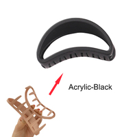 Acrylic-Black