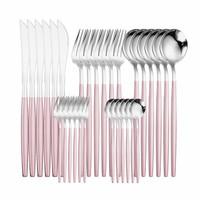 YF3 pink silver