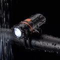 ROCKBROS Bicycle Front Light Waterproof 6 Light Modes Bike LED Lights 250 Lumens USB Rechargeable Cycling MTB Safety Flashlight preview-3