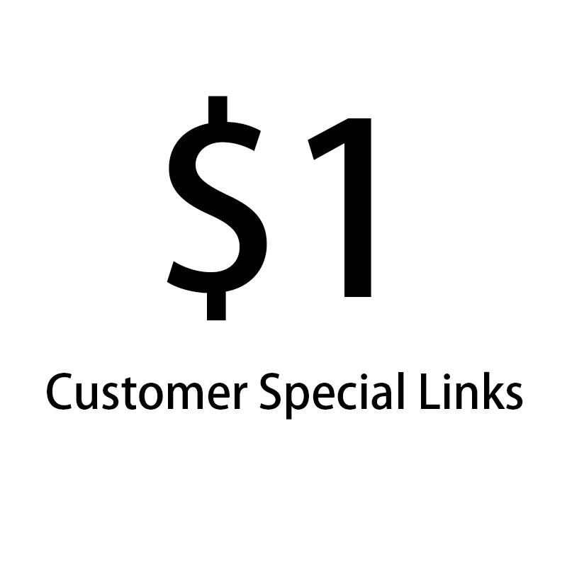 Customer Special Links