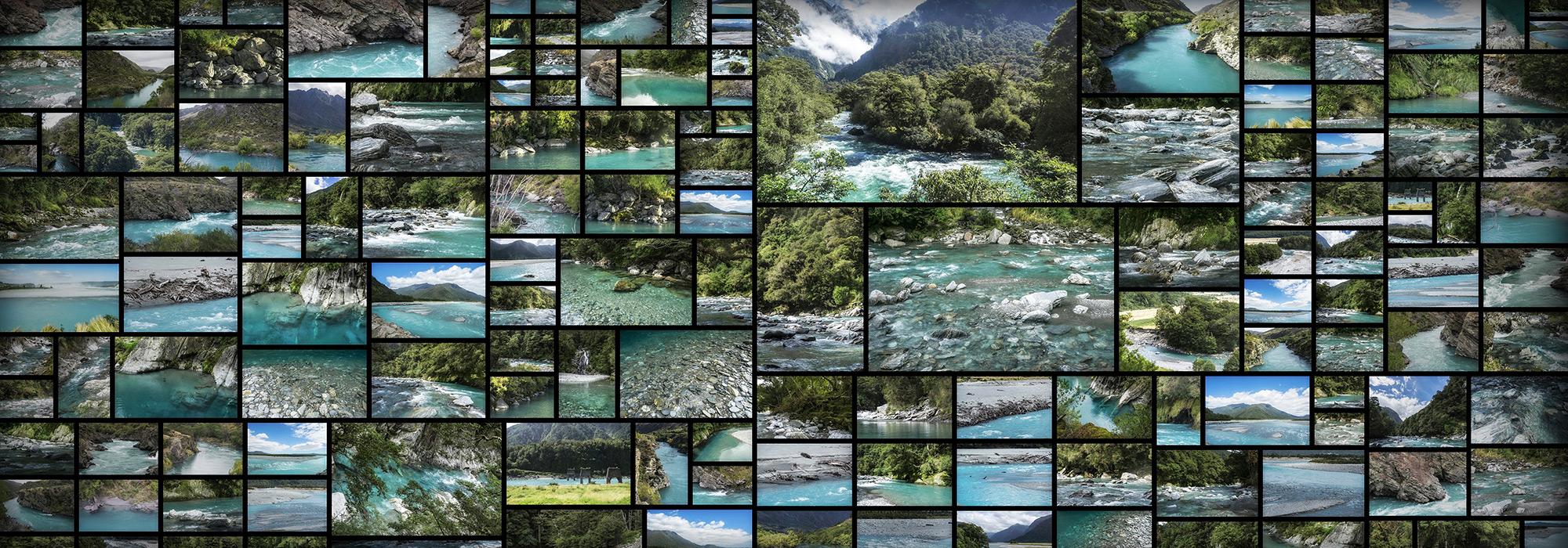 绿松石河 TURQUOISE RIVER