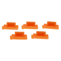 5pcs Orange