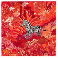 Zebra  RED