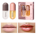 Day Night Instant Volume Lip Plumper Oil Clear Lasting Nourishing Repairing Reduce Lip Fine Line Care Lip Sexy Beauty Cosmetic preview-1