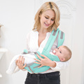 Ergonomic Baby Carrier Infant Kid Baby Hipseat Sling Front Facing Kangaroo Baby Wrap Carrier for Baby Travel 0-36 Months preview-4