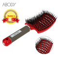 Original Abody Hair Brush Magic Hair Comb Detangling Hair Brush Detangle Lice Massage Comb Women Tangle Hairdressing Salon preview-1