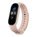 Strap For Xiaomi Mi Band 5 4 3 Silicone Wristband belt Bracelet Replacement Wrist Color TPU For Xiaomi Band 6 MiBand 4 3 5 Strap preview-3