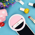 1PCS Round Shape On Ring Light on Camera Selfie LED Camera Light with 36 LED for Smart Phone Camera preview-2