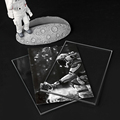 European Style Resin Astronaut Photo Frame Statuette Bedroom Frames Living Room Home Accessories Decoration Modern Ornaments preview-6