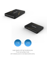 Hikvision HDD 1TB Portable Hard Disk DriveExternal 2TB HDD USB3.0 Type-A Mobile External Storage for PC laptop preview-4