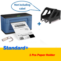 Standard with holder