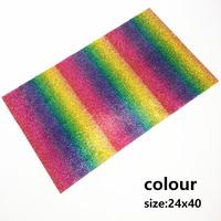 colorful 24x40cm